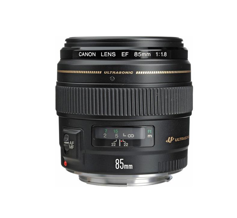 لنز کانن EF 85mm F/1.8 USM | Canon EF 85mm F/1.8 USM