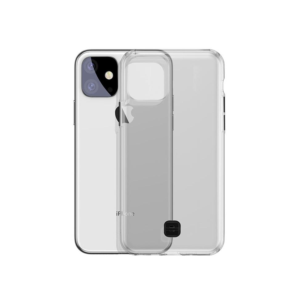 کاور باسئوس مدل WIAPIPH61S-QA01 مناسب برای گوشی موبایل اپل iPhone 11
