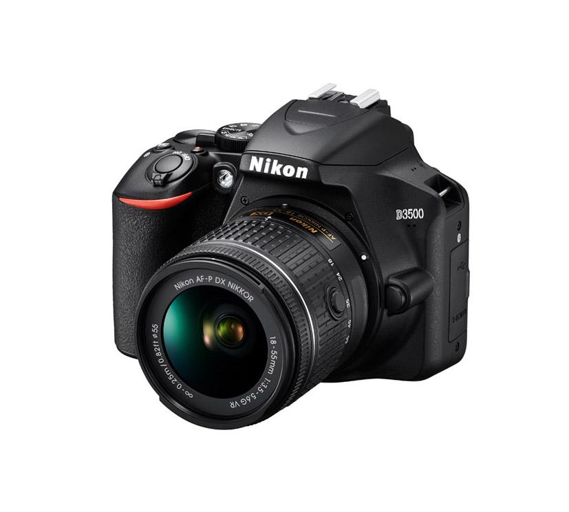 دوربین نیکون D3500 + AF-P 18-55mm VR
