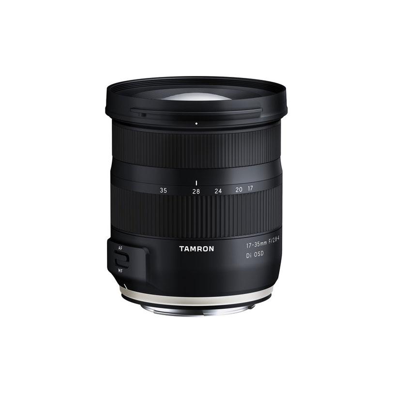 لنز تامرون Tamron 17-35mm f/2.8-4 DI OSD برای کانن