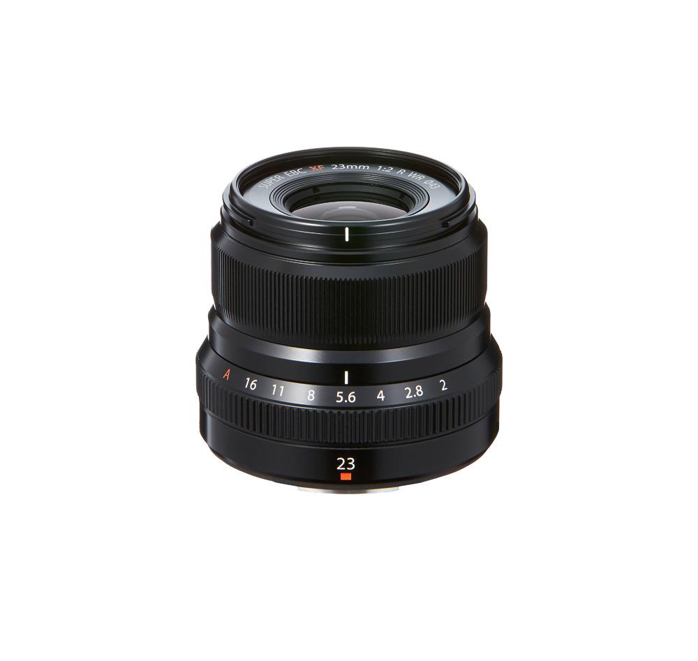 لنز FUJIFILM XF 23mm f/2 R WR