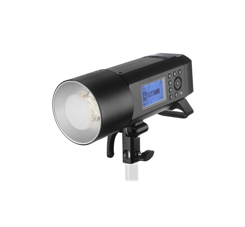 فلاش پرتابل Godox Witstro AD400 Pro (+کیف)