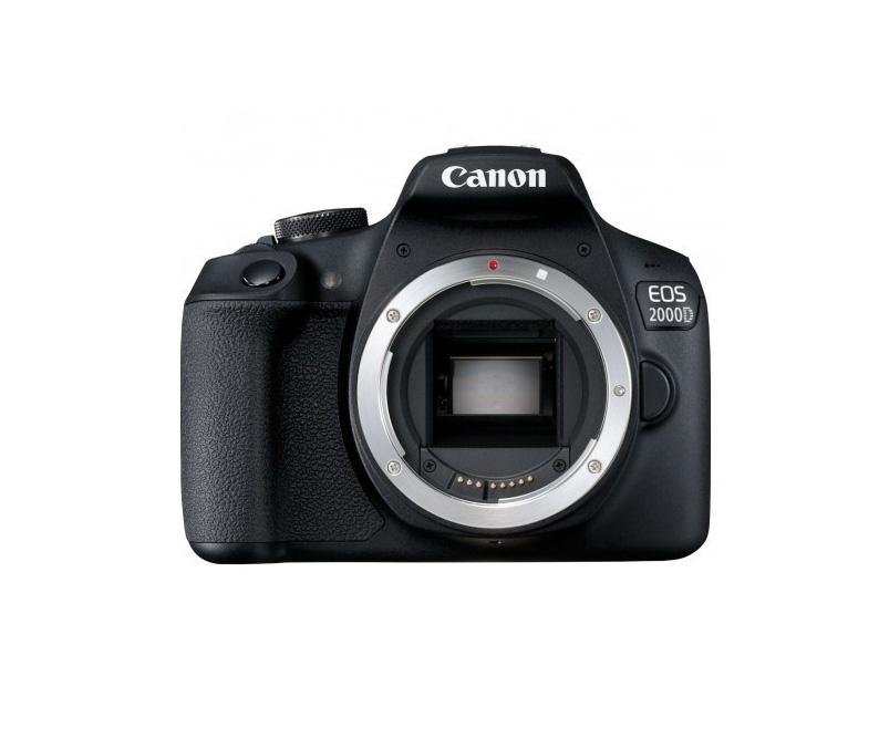 بدنه دوربین کانن EOS 2000D