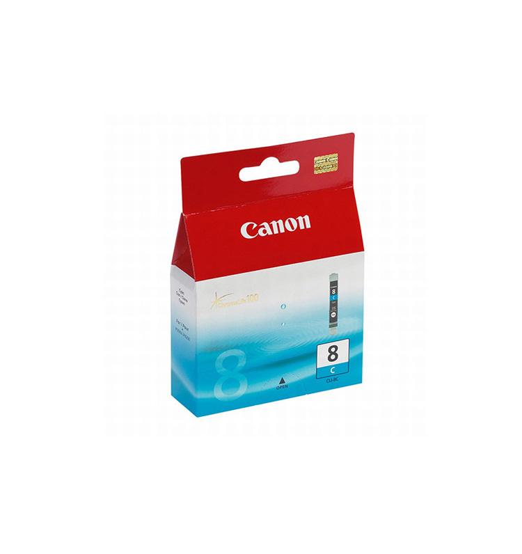 کارتریج جوهر افشان کانن آبی  Canon CLI 8 C