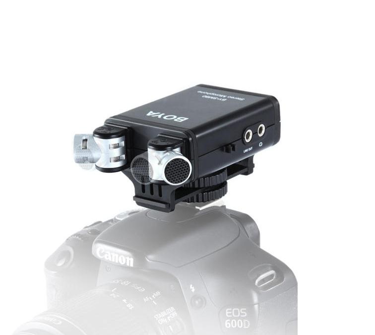 میکروفون کندانسور بویا مدل BY-SM80