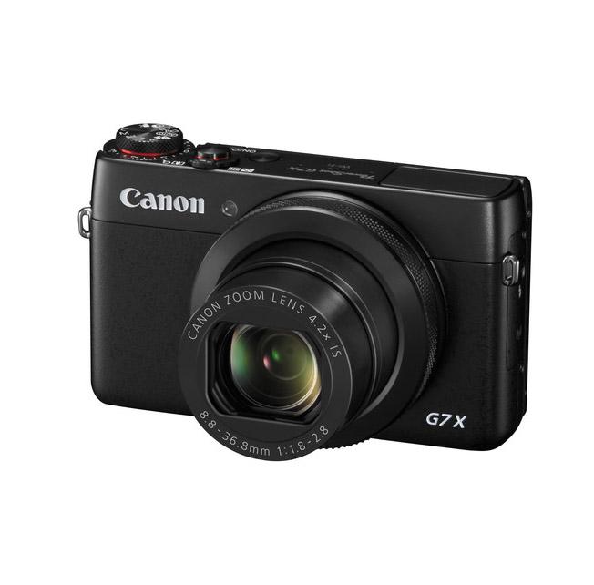 دوربین کانن PowerShot G7 x