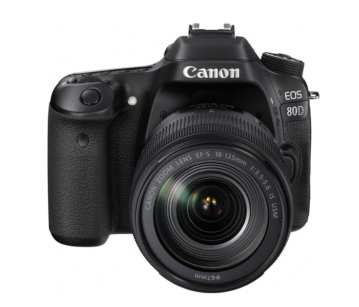 دوربین کانن EOS 80D + 18-135mm IS USM