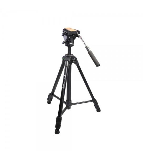 سه پایه فیلمبرداری کینگ جوی مدل VT-1500