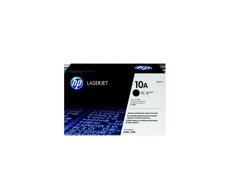 کارتریج تونر اچ پی مشکی HP 10A
