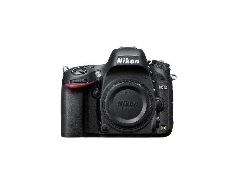 بدنه دوربین نیکون D610 (دست دوم)
