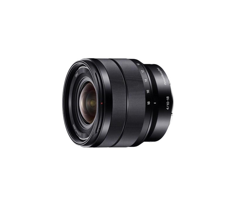لنز SONY E 10-18mm f/4 OSS