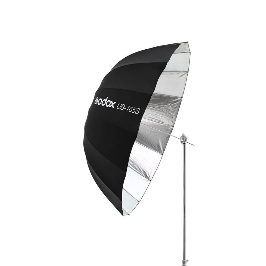 چتر پارابولیک 165 سانت داخل نقرهای مدل  Godox UB-165S