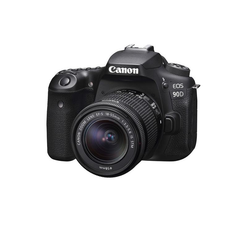 دوربین کانن EOS 90D + 18-55mm IS STM