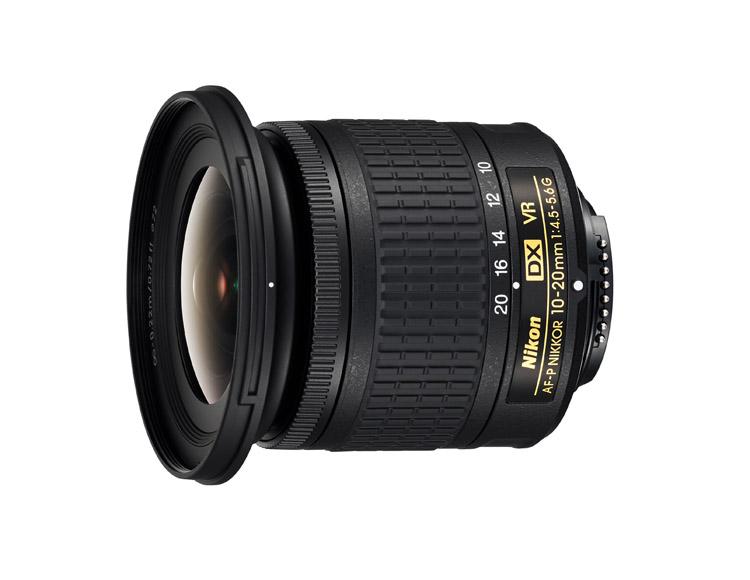 Nikon AF-P DX 10-20mm G VR