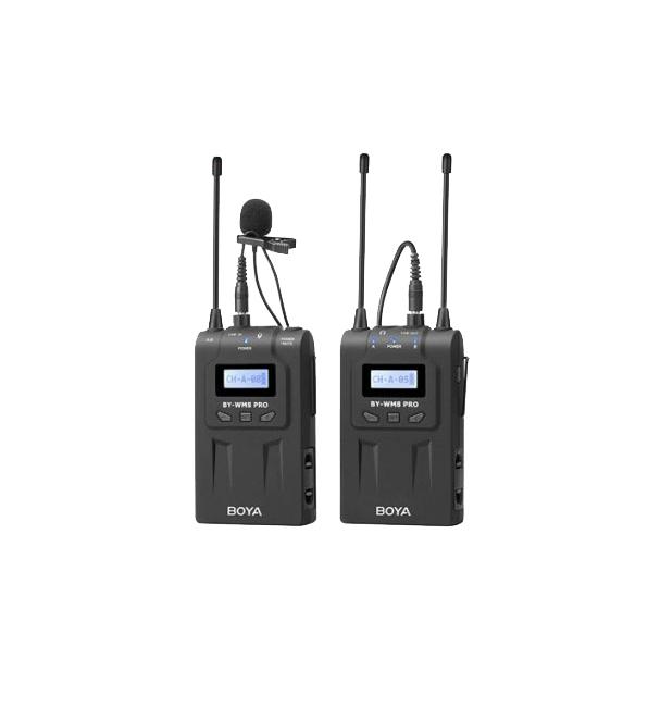 میکروفون بی سیم بویا مدل BY-WM8 PRO K1