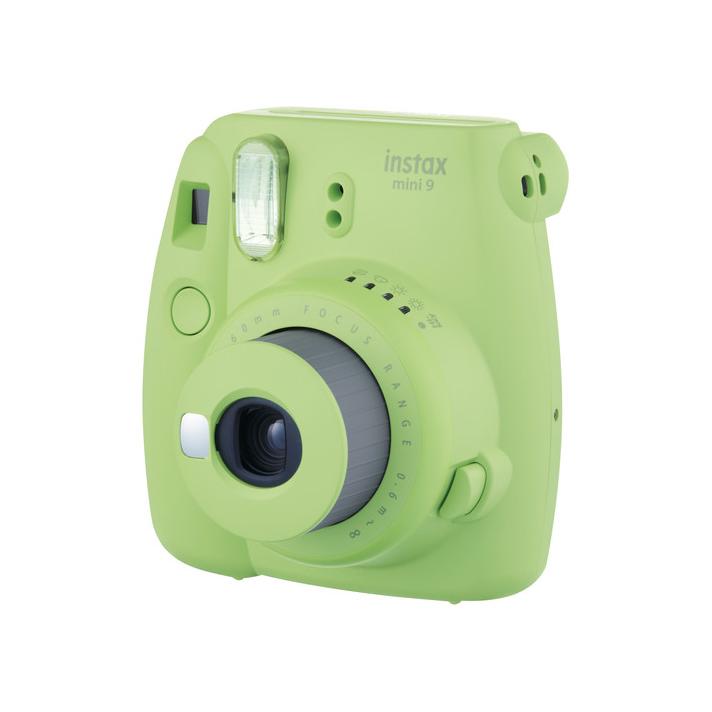 دوربین عکاسی چاپ سریع فوجی Instax Mini 9 (سبز)