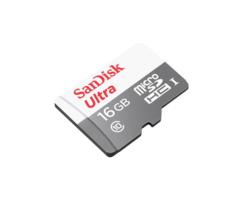 کارت حافظه micro SD 16GB سن دیسک مدل Ultra سرعت 533X