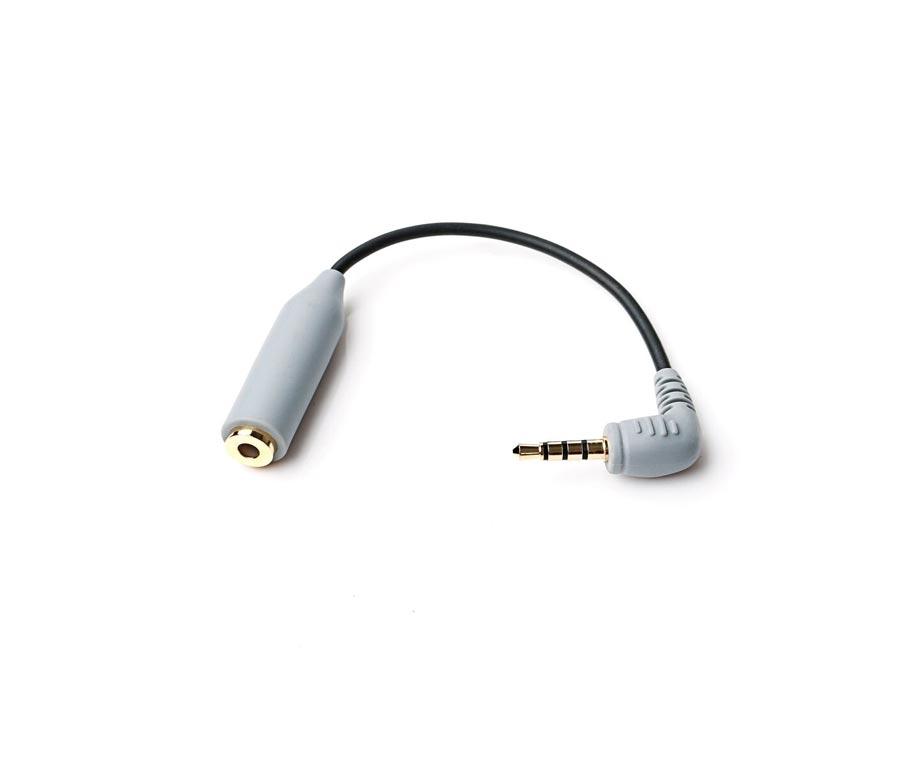 تبدیل ورودی میکروفن برای موبایل Boya BY-CIP2