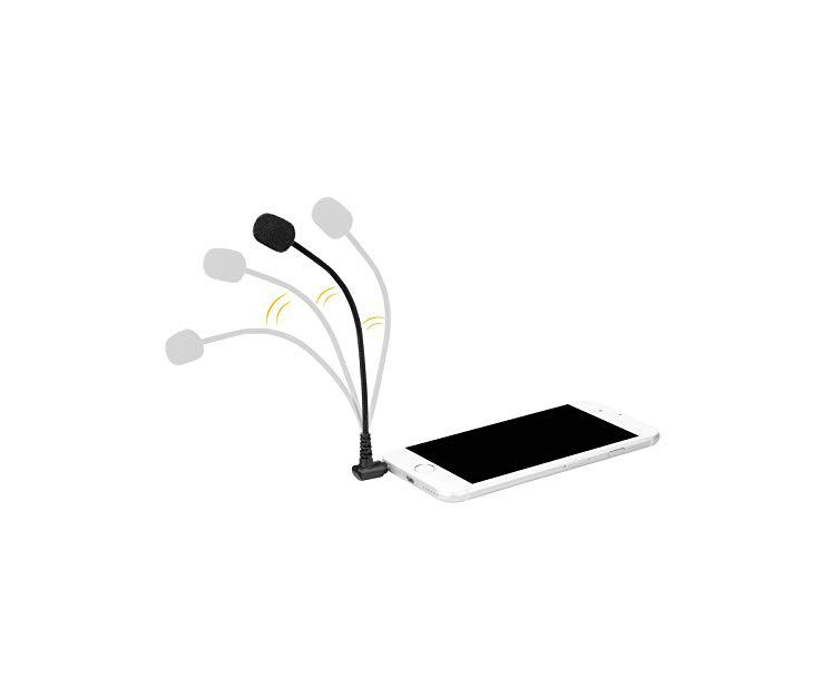 میکروفن منعطف موبایلی BOYA BY-UM4