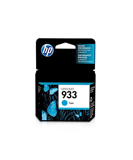 کارتریج جوهرافشان اچ پی آبی HP 933 Cyan