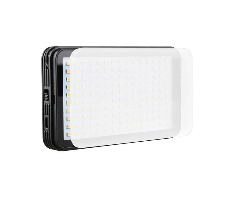 نور Godox LEDM150 به همراه هولدر موبایل