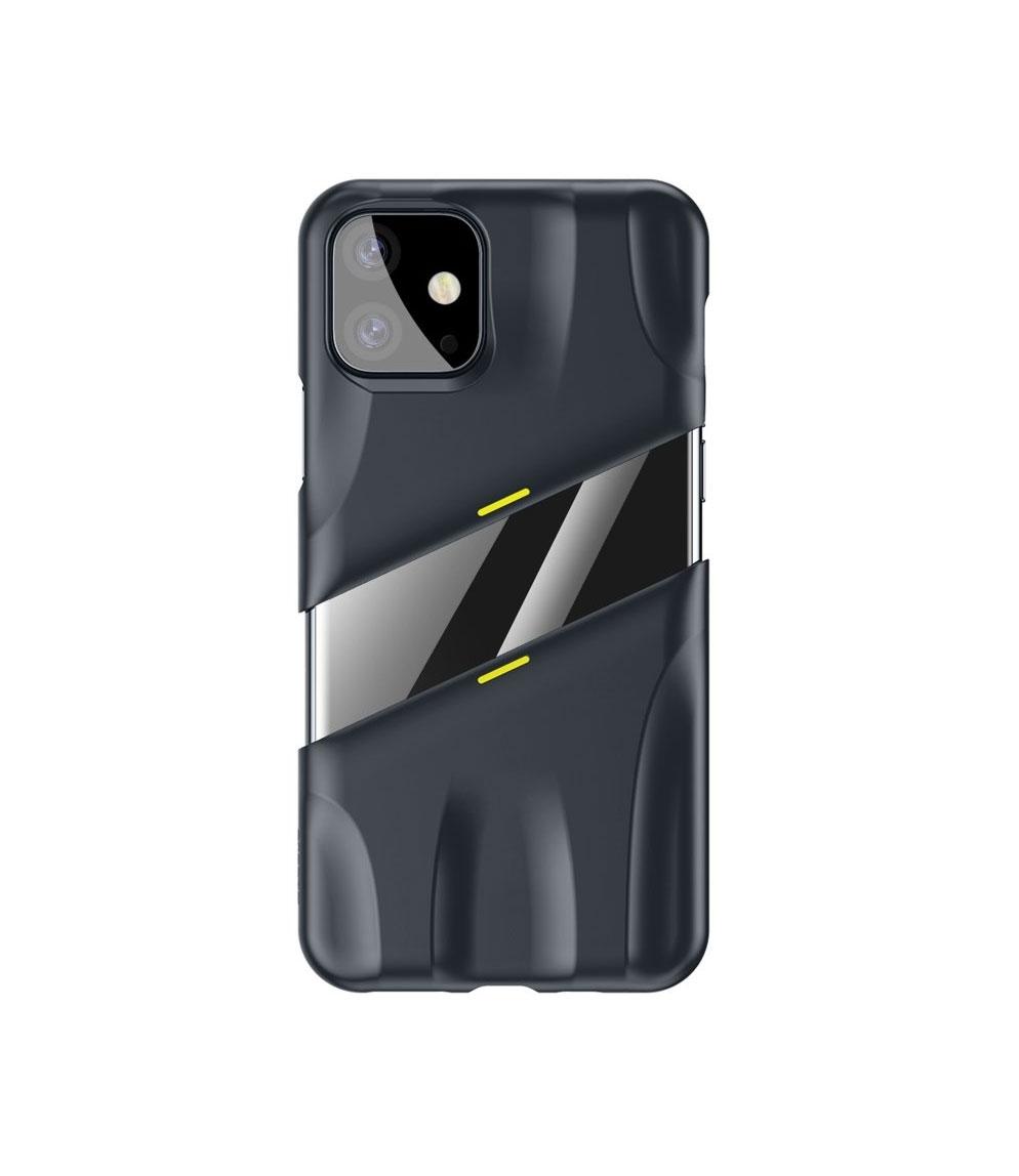 کاور گیمینگ باسئوس مدل WIAPIPH61S-GMGY مناسب برای گوشی موبایل اپل iPhone 11