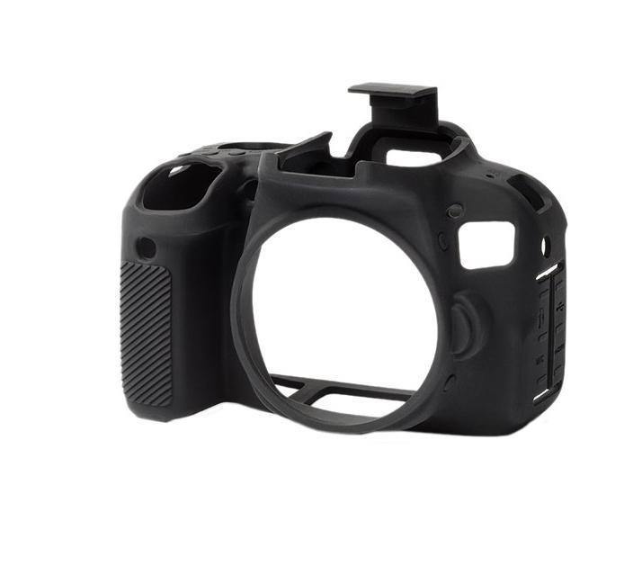 کاور سیلیکونی دوربین کانن EOS 850D (مشکی)
