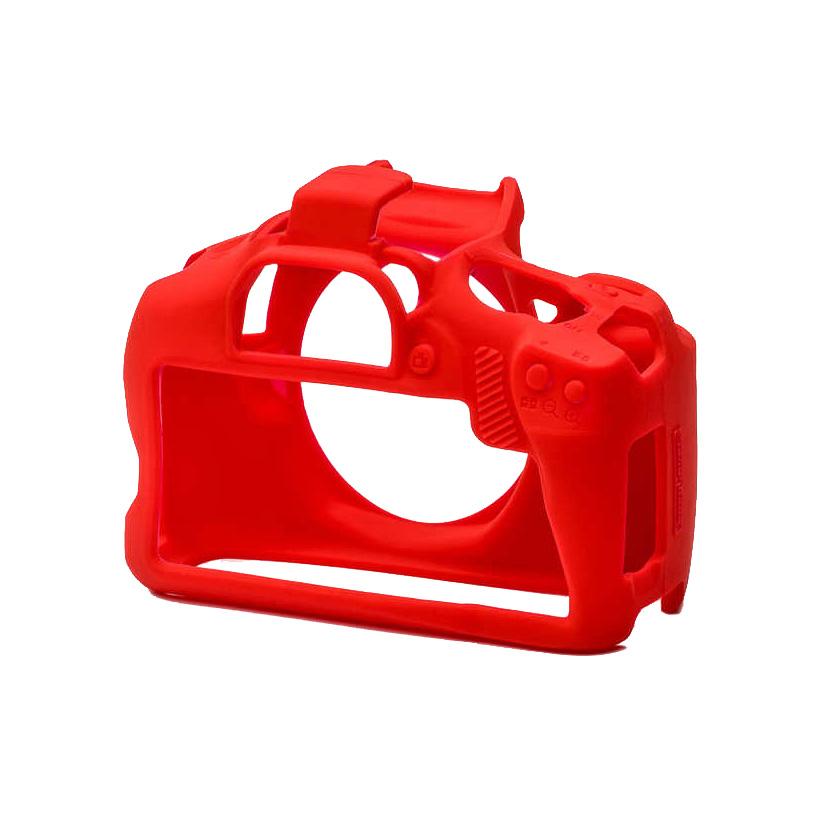 کاور سیلیکونی دوربین کانن EOS 1300D (قرمز)