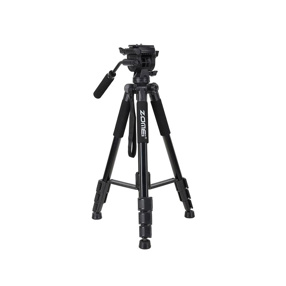 سه پایه دوربین زومی مدل Q310