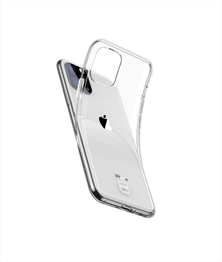 کاور باسئوس مدل WIAPIPH58S-QA02 مناسب برای گوشی موبایل اپل iPhone 11 Pro