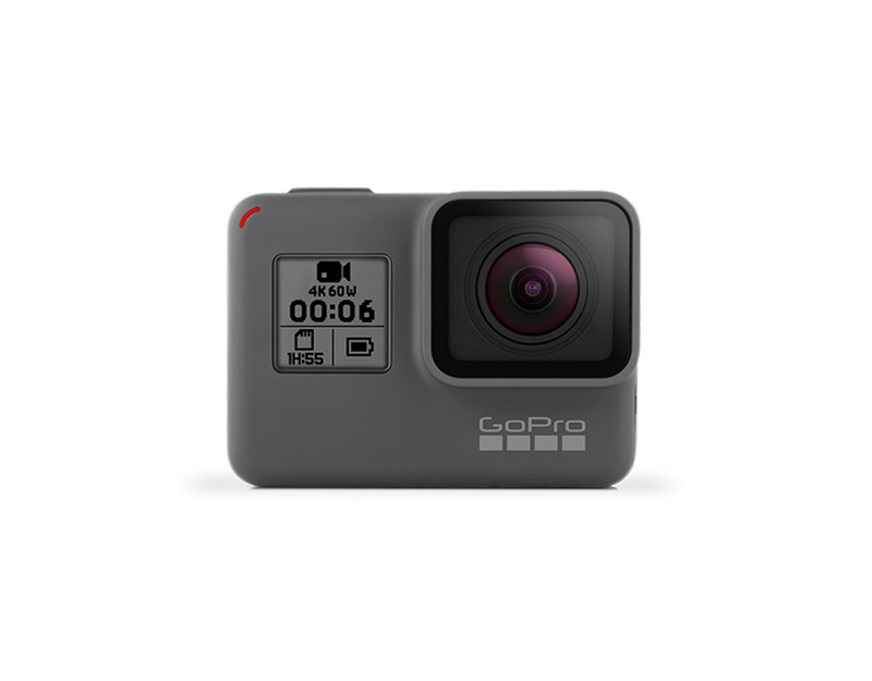 دوربین ورزشی گوپرو مدل HERO6 Black