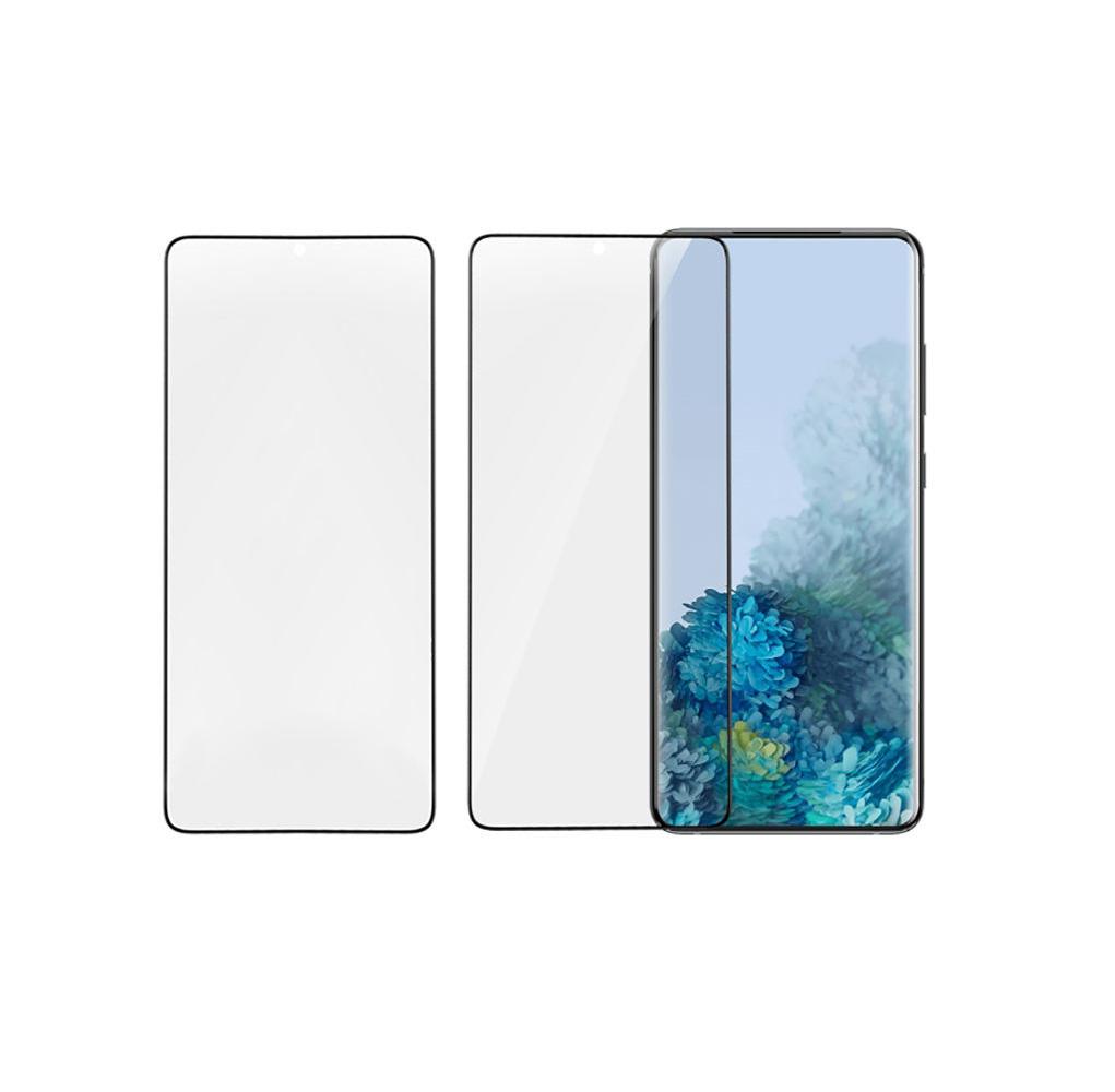 محافظ صفحه نمایش باسئوس مدل SGSAS20P-UV01 مناسب برای گوشی موبایل سامسونگ Galaxy S20 Plus (بسته دو عددی)