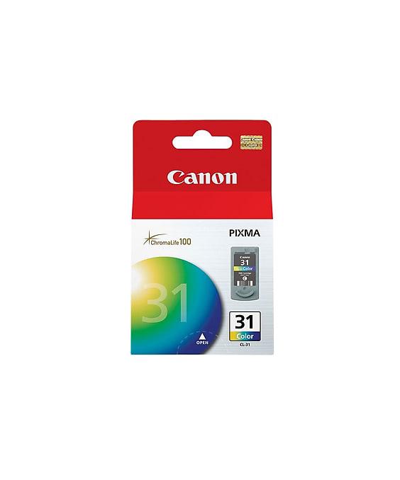 کارتریج جوهر افشان کانن رنگی Canon CL-31 Colour