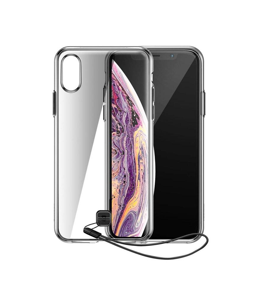 کاور باسئوس مدل WIAPIPH65S-QA01 مناسب برای گوشی موبایل اپل iPhone XS Max