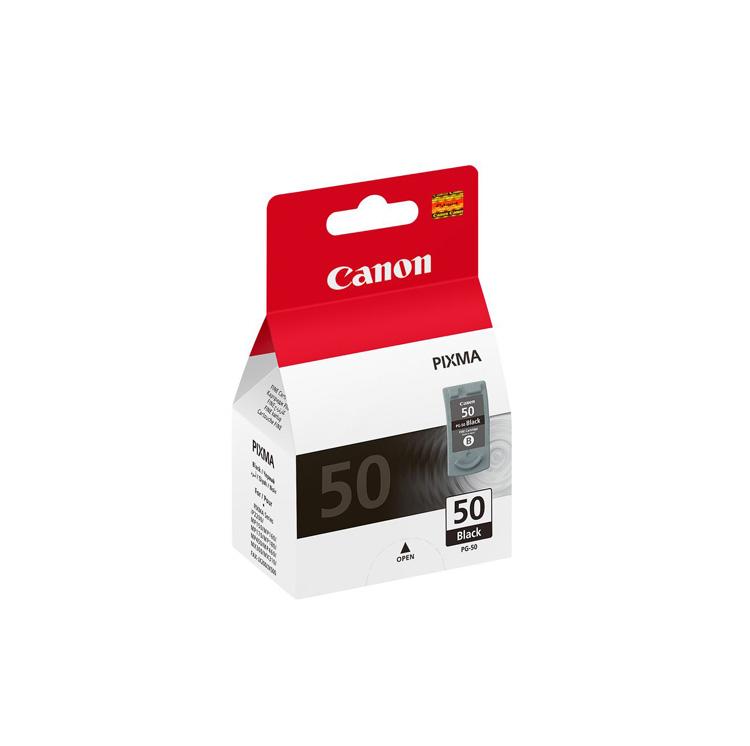 کارتریج جوهر افشان مشکی Canon PG-50 BK