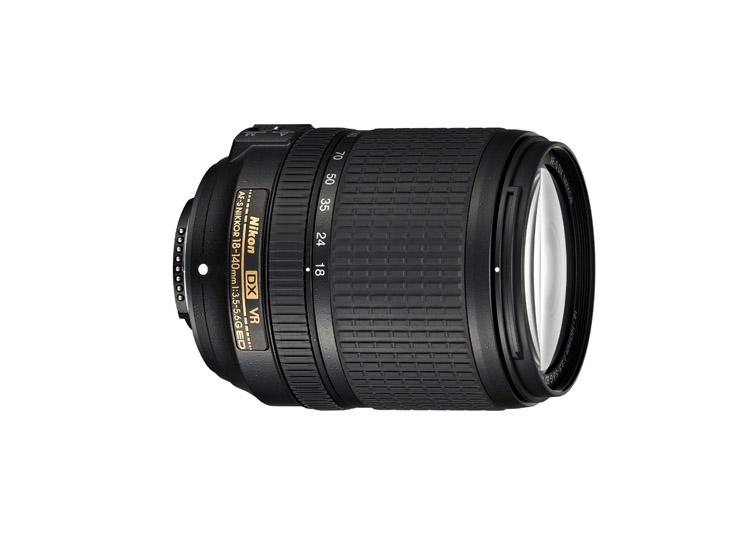 لنز Nikon AF-S 18-140mm G ED VR (دست دوم)