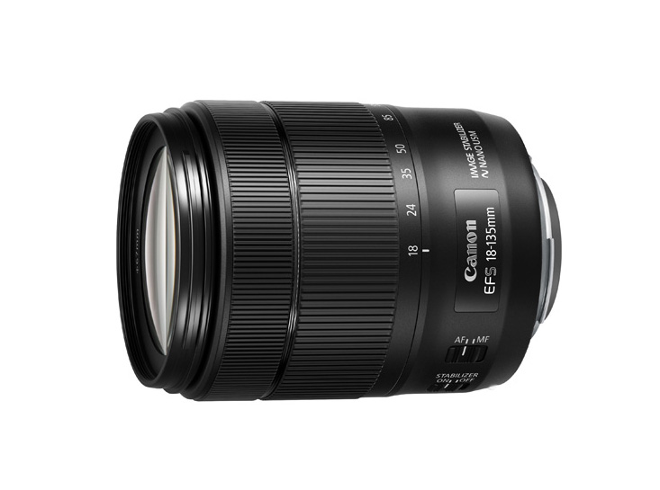 Canon EF-S 18-135mm IS USM (دست دوم)