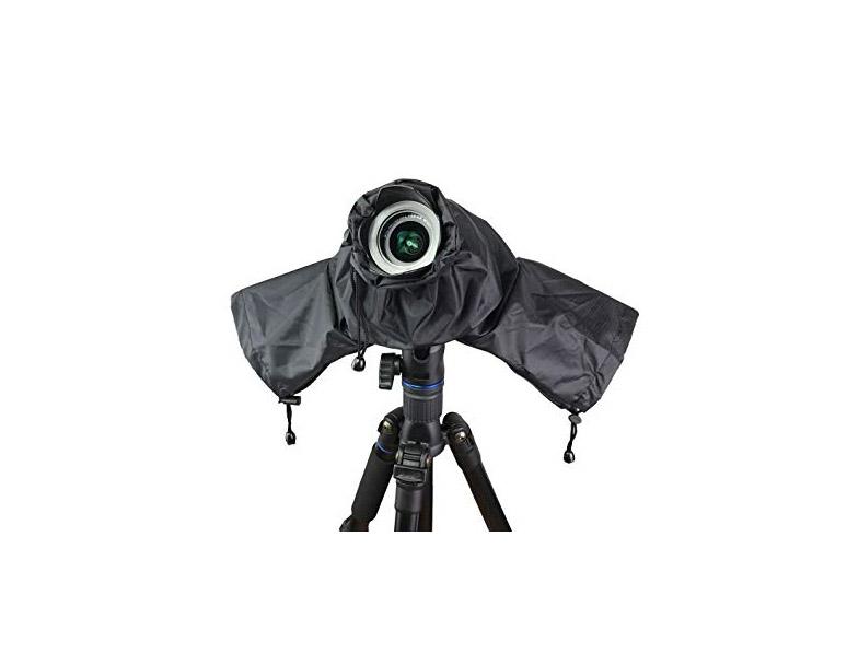 کاور باران دولایه برای دوربین DSLR (سایز متوسط)