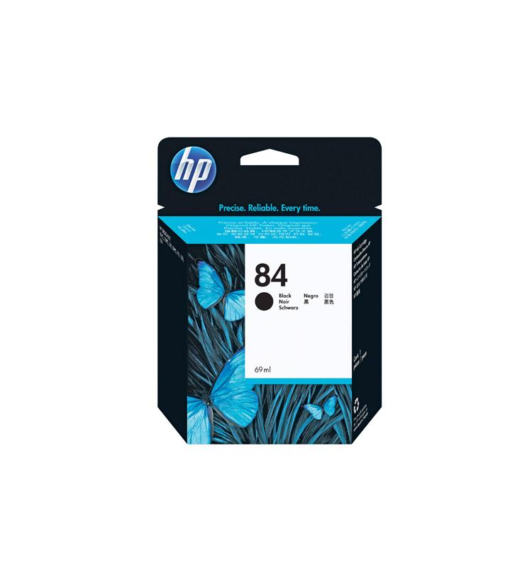کارتریج جوهرافشان اچ پی مشکی HP 84 Black