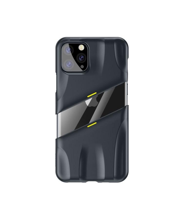 کاور گیمینگ باسئوس مدل WIAPIPH58S-GMGY مناسب برای گوشی موبایل اپل iPhone 11 Pro