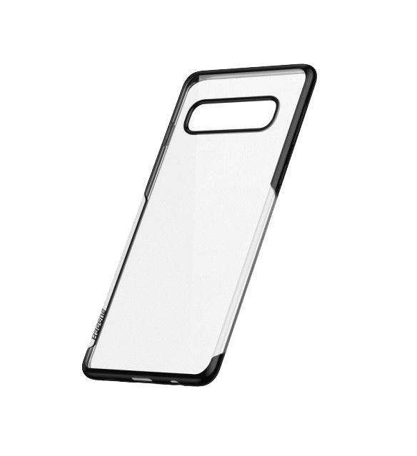قاب ژله ای سامسونگ باسئوس مدل ARSAS10-MD01 برای گوشی سامسونگ Galaxy S10