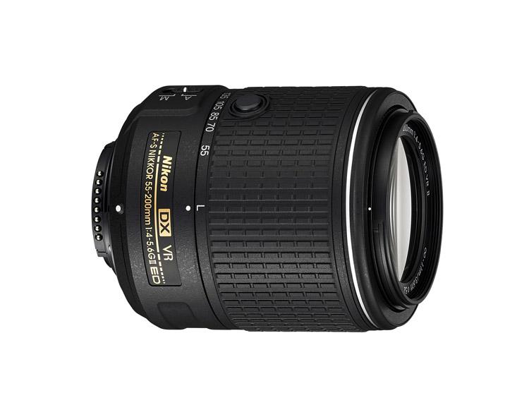 لنز Nikon AF-S DX 55-200mm G VR II