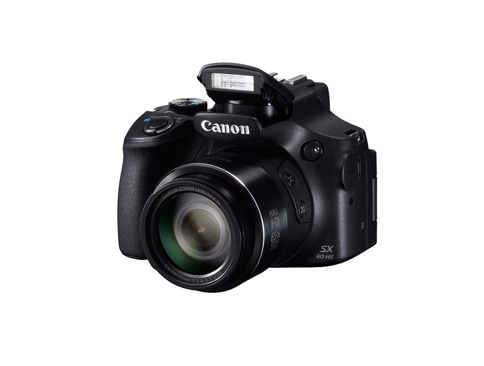دوربین PowerShot SX60 HS (دست دوم)
