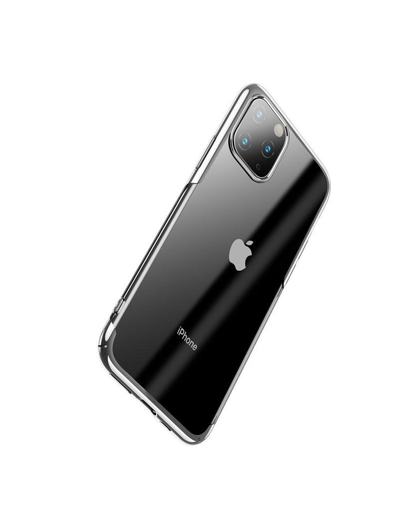 کاور باسئوس مدل WIAPIPH65S-DW0S مناسب برای گوشی موبایل اپل iPhone 11 Pro max