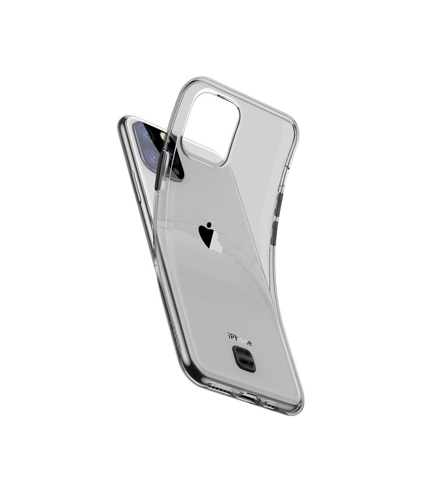 کاور باسئوس مدل WIAPIPH58S-QA01 مناسب برای گوشی موبایل اپل iPhone 11 Pro