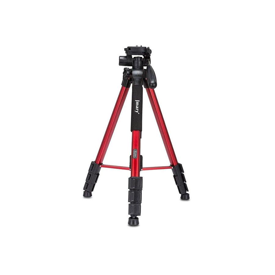سه پایه دوربین عکاسی جی ماری 2254 (قرمز)