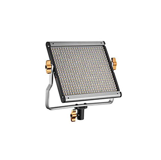 نور ثابت ال ای دی هارمونی مدل W660 (+باتری و شارژر و مبدل برق و کیف)