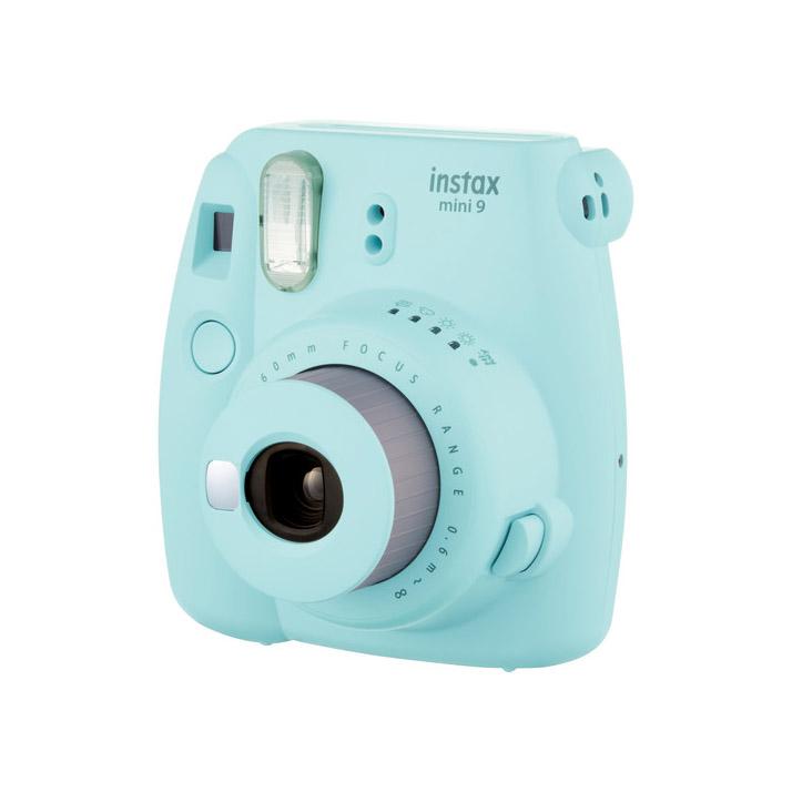 دوربین عکاسی چاپ سریع فوجی Instax Mini 9 (آبی یخی)