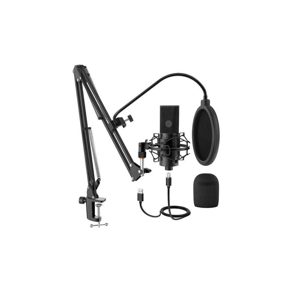 میکروفون مخصوص تولید محتوا BM780 (با پایه)