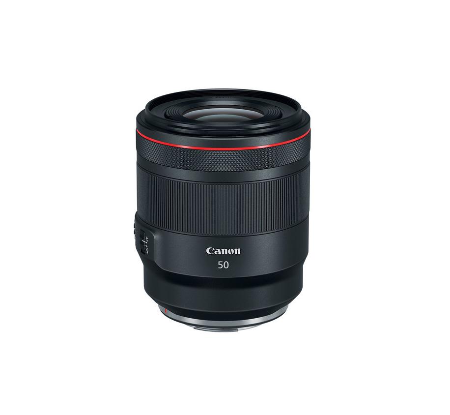 لنز Canon RF 50mm f/1.2L USM
